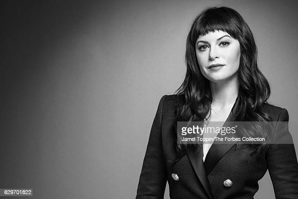Founder of Nasty Gal Sophia Amoruso is photographed for Forbes Magazine in May 2016 in New York City CREDIT MUST READ Jamel Toppin/The Forbes...