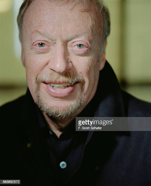 Founder of Nike and Laika Phil Knight is photographed for Wired Magazine on December 5 2005
