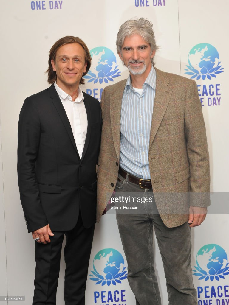 Peace One Day - Arrivals