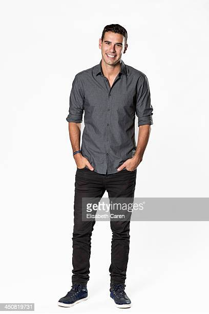 Founder of Pencils of Promise Adam Braun is photographed for American Way Magazine on August 8 2013 in Los Angeles California