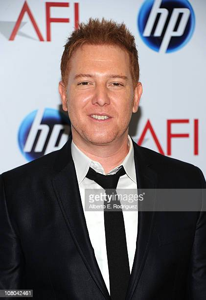 Founder of Relativity Media Ryan Kavanaugh attends the Eleventh Annual AFI Awards at the Four Seasons Hotel on January 14 2011 in Los Angeles...