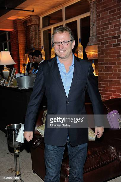 Founder of Soho House Nick Jones attends Colin Firth's 50th birthday party at Grey Goose Soho House Club during the 2010 Toronto International Film...
