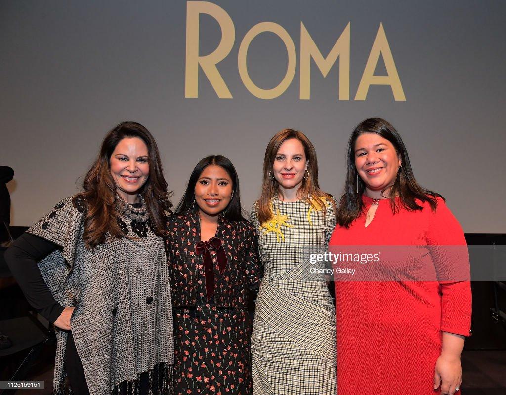 "CA: ""ROMA"" Screening & Q&A"