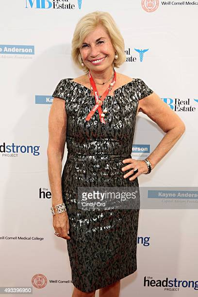 Founder of The Bromley Group Karen Bromley attends The Headstrong Project's 3rd Annual Words of War Event at One World Trade Center on October 19...