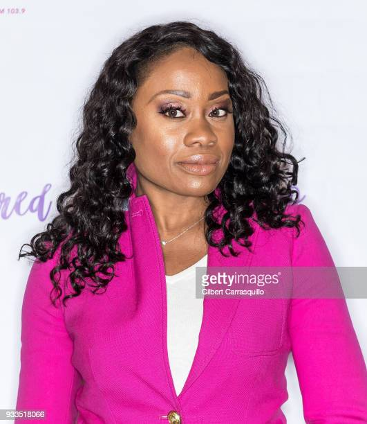 Founder of the law firm Midwin Charles Associates LLC and a Contributor at Essence Magazine Midwin Charles attends the Be Expo 2018 at Pennsylvania...