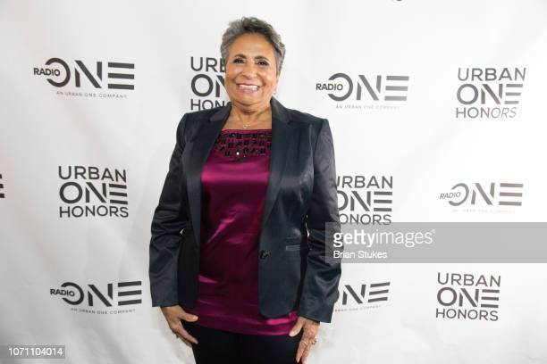 Founder of Urban One Cathy Hughes attends 2018 Urban One Honors at The Anthem on December 9 2018 in Washington DC