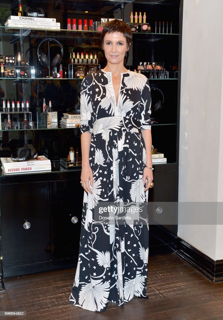 Founder of VIOLET GREY Cassandra Grey attends Beats by Dre for VIOLET GREY Party on July 11, 2018 in Los Angeles, California.