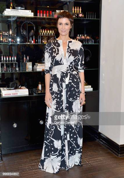 Founder of VIOLET GREY Cassandra Grey attends Beats by Dre for VIOLET GREY Party on July 11 2018 in Los Angeles California