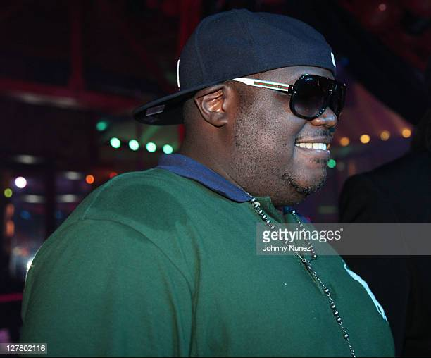 Founder of Worldstarhiphop Q attends Worldstarhiphop 6 Year Anniversary at King of Diamonds on May 27 2011 in Miami Florida
