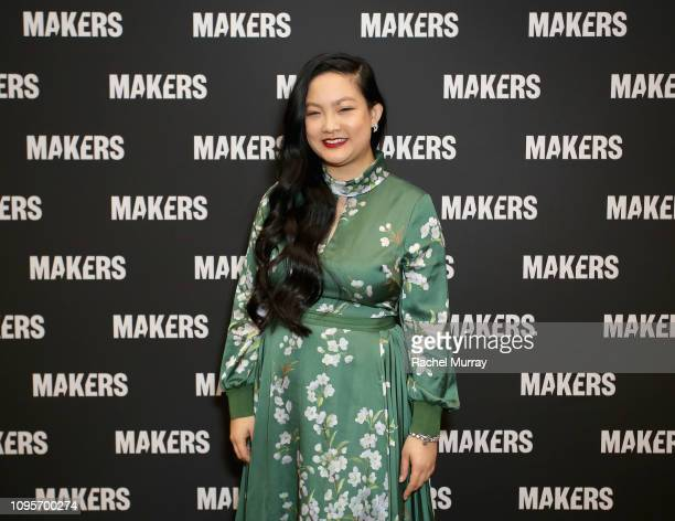 CEO Founder Rise Up Inc Amanda Nguyen attends The 2019 MAKERS Conference at Monarch Beach Resort on February 8 2019 in Dana Point California