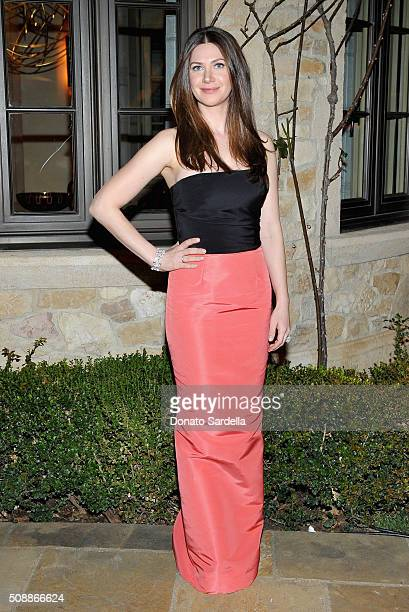Founder Rochelle Gores Fredston attends the PSLA Winter Gala on February 6 2016 in Beverly Hills California