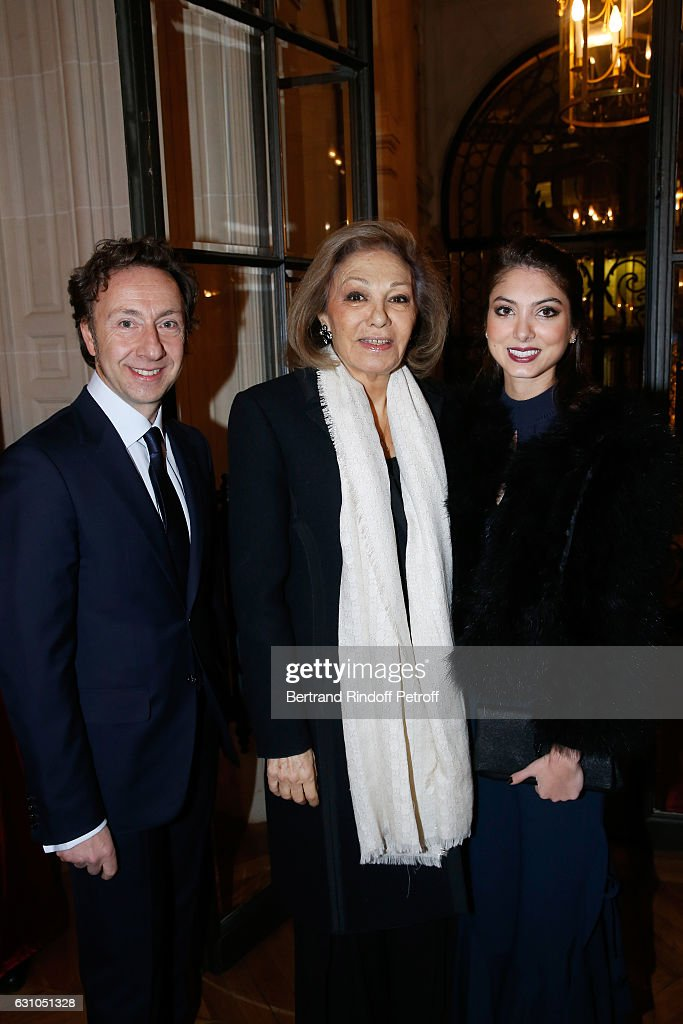 """Stephane Bern - Institut De France's Foundation For  """"L'Histoire Et Le Patrimoine"""" Delivers Its 2016 Prize : News Photo"""