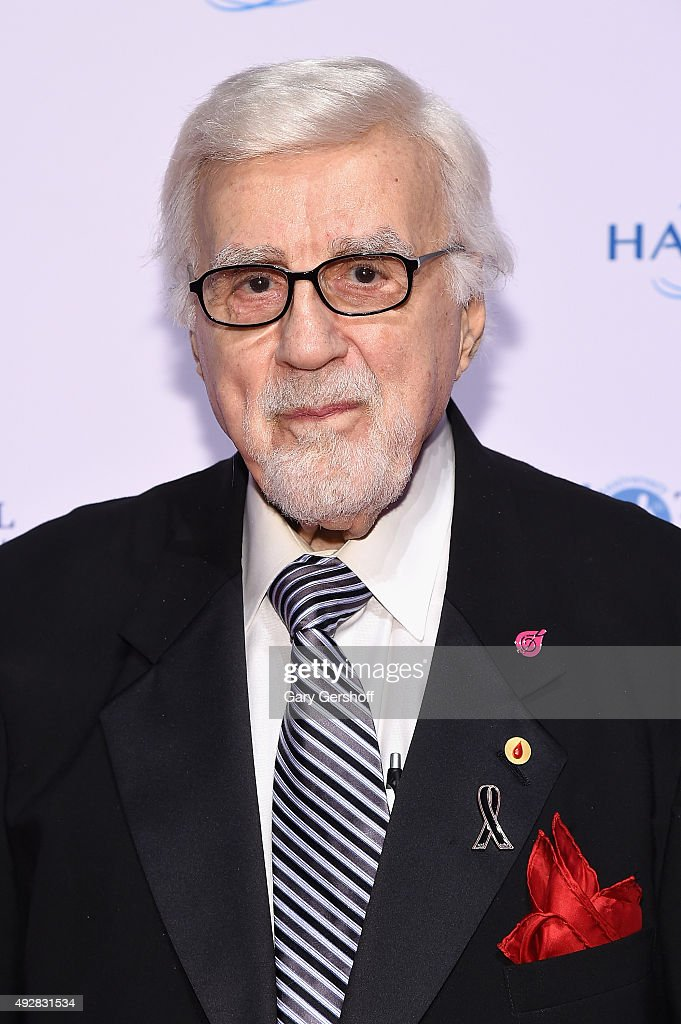 Founder Tony Martell attends the T.J. Martell 40th Anniversary NY Gala at Cipriani Wall Street on October 15, 2015 in New York City.