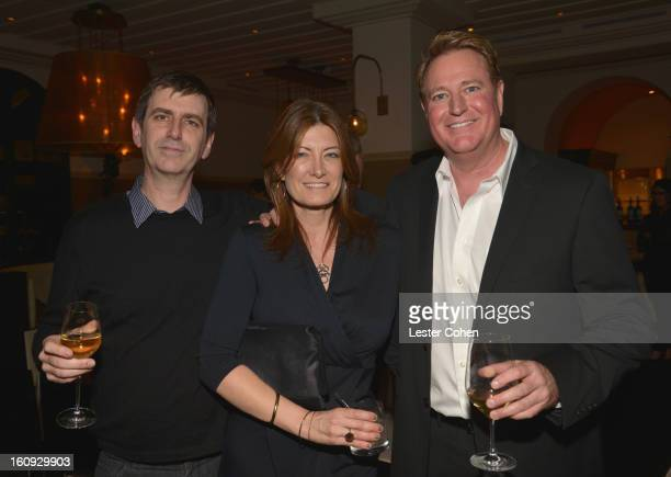 Founder/CEO of AAM Mark Beaven President of Worldwide Music for Sony Pictures Entertainment Lia Vollack and President of Music for Paramount Pictures...