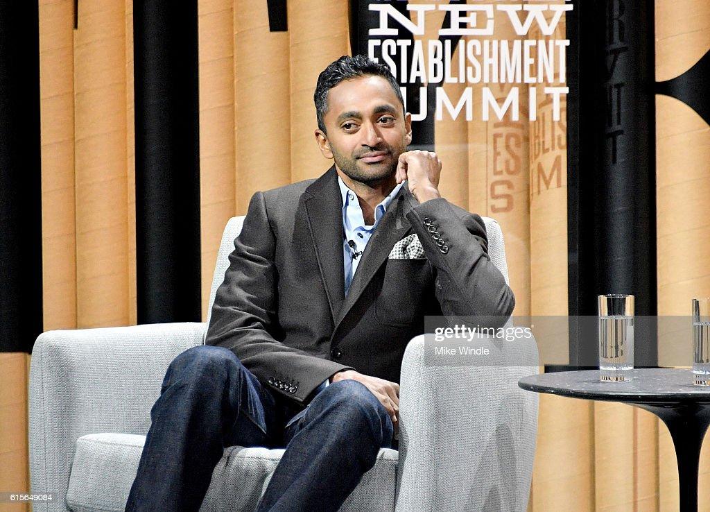 Vanity Fair New Establishment Summit - Day 1 : News Photo