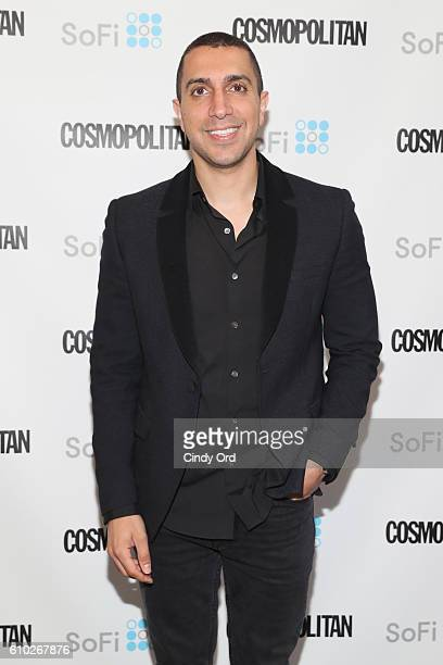 Founder/CEO of Tinder Sean Rad attends Cosmopolitan Fun Fearless Money 2016 on September 24 2016 at Cedar Lake in New York City
