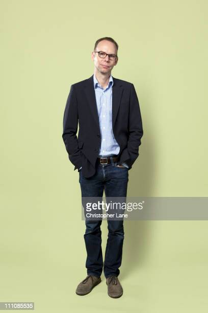 Founder/CoCEO and Chairman of Chipotle Steve Ells is photographed for Fortune Magazine on September 8 2010 in New York City New York