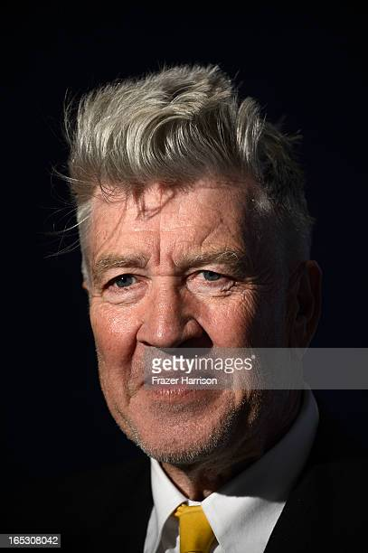 Founder/Director David Lynch attends the 'Meditation in Education' campaign US premiere of the Meditation Creativity Peace documentary at the Hammer...