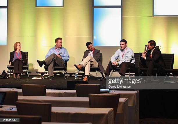 Founder/editor of Mobilized TV/Editor Creative Cow Debra Kaufman, CEO & Executive Producer BunnyGraph Entertainment Inc. John Heinsen, VP marketing...