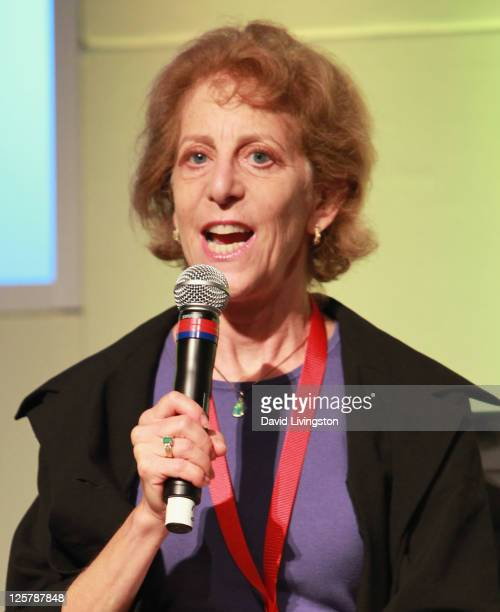 Founder/editor of Mobilized TV/Editor Creative Cow Debra Kaufman attends day 2 of the 2011 LA Mobile Entertainment Summit in Association with Variety...