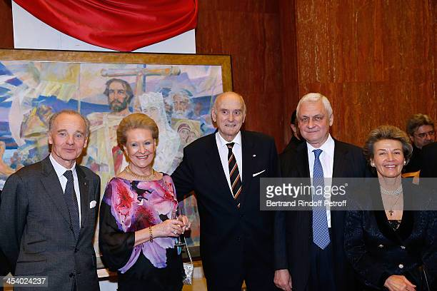 FounderPresident of the European Association of Saint Vladimir Prince Constantin Mourousy President of Fondation Romanoff Prince Dimitri Romanoff and...