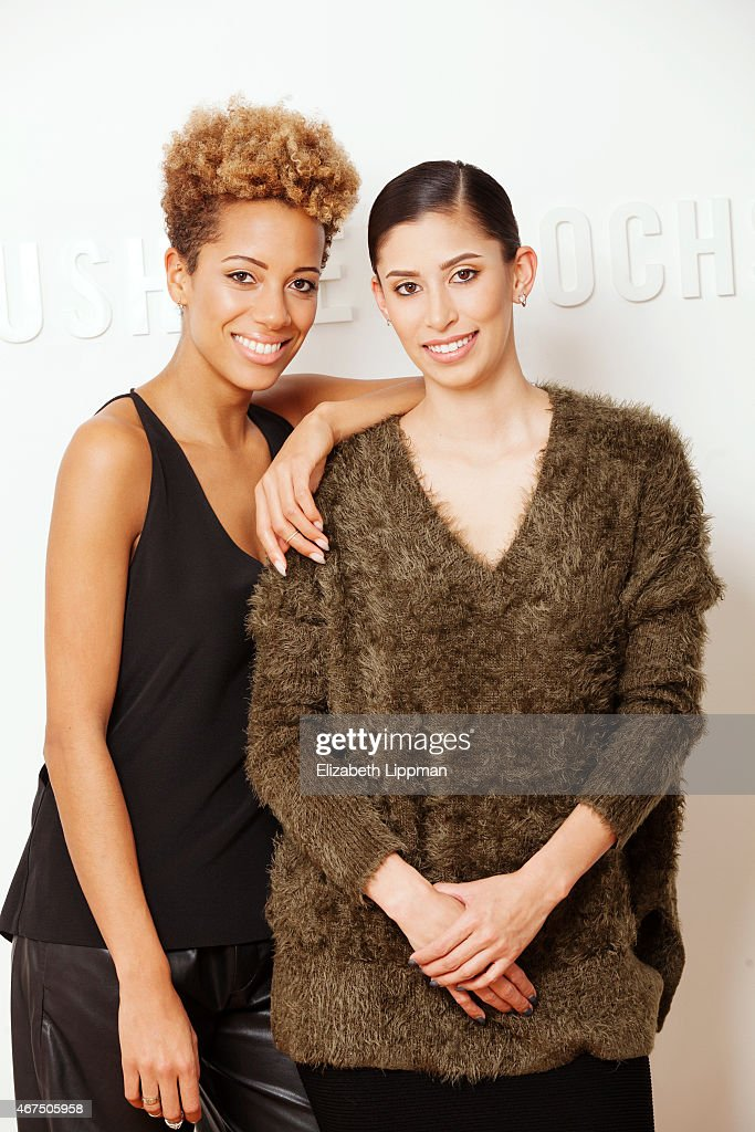 Carly Cushnie and Michelle Ochs, Vensette, January 22, 2015