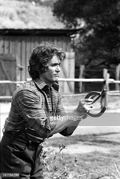 PRAIRIE Founder's Day Episode 24 Aired Pictured Michael Landon as Charles Ingalls Photo by NBCU Photo Bank