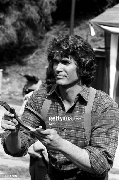 PRAIRIE 'Founder's Day' Episode 24 Aired Pictured Michael Landon as Charles Ingalls Photo by NBCU Photo Bank