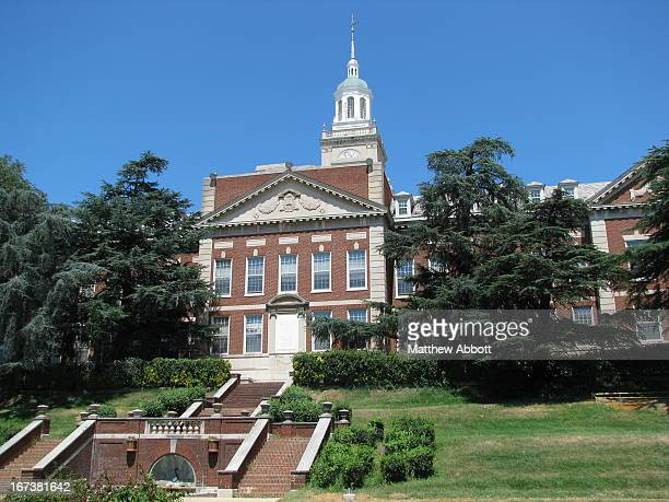 CONTENT] Founders Library at Howard University in Washington DC