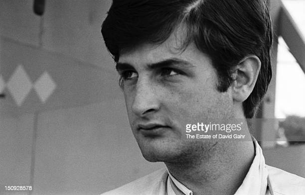 Founding member of the Jim Kweskin Jug Band guitarist and singer songwriter Geoff Muldaur poses for a portrait backstage at the Newport Folk Festival...