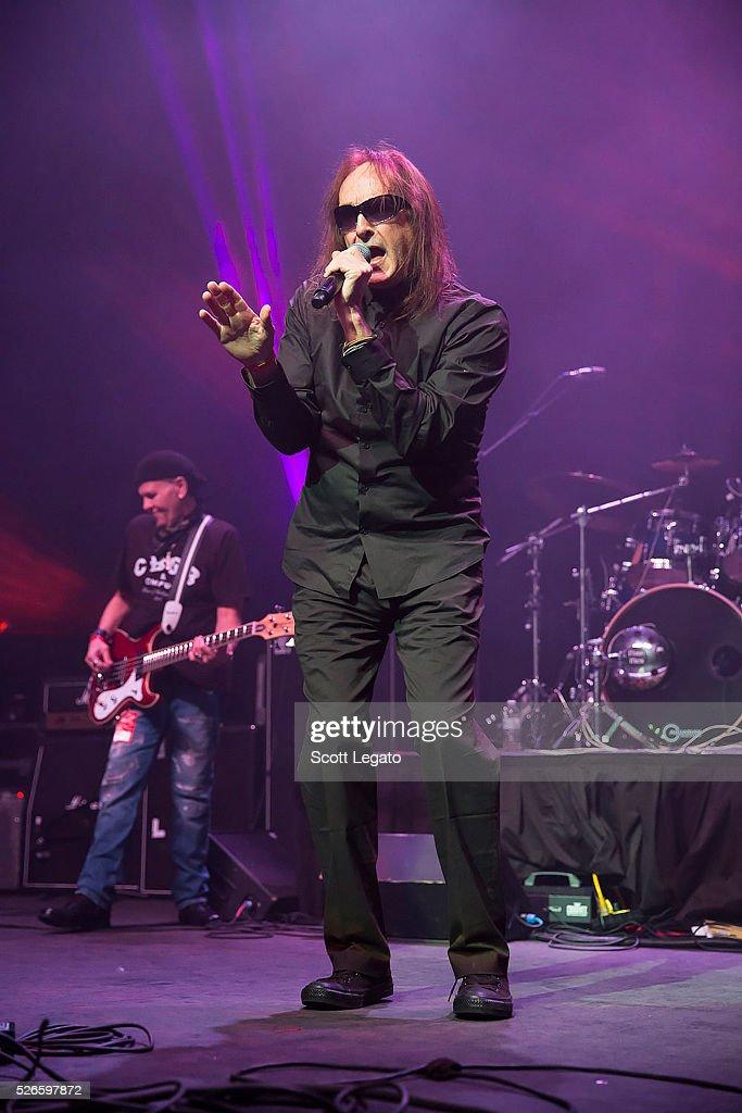 2016 Detroit Music Awards : News Photo