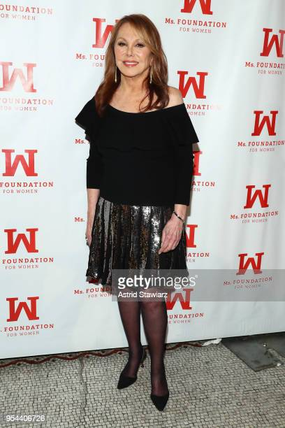Founding Mother Marlo Thomas attends the Ms Foundation 30th Annual Gloria Awards at Capitale on May 3 2018 in New York City