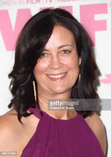 Founding partner Jane Fleming attends the Women In Film 2017 Crystal Lucy Awards presented By Max Mara and BMW at The Beverly Hilton Hotel on June 13...
