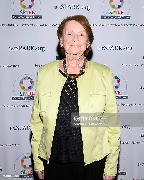 Founding Trustee Charlene Sperber attends the weSpark Cancer Support Center Benefit Concert 'An Evening with Michael McDonald and Friends' at The...