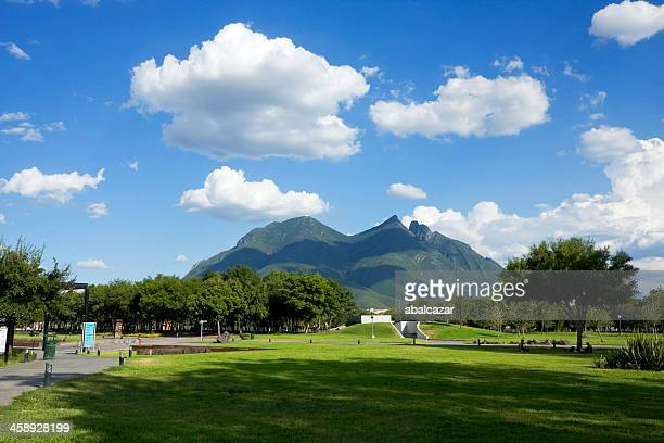 parque fundidora - monterrey stock pictures, royalty-free photos & images
