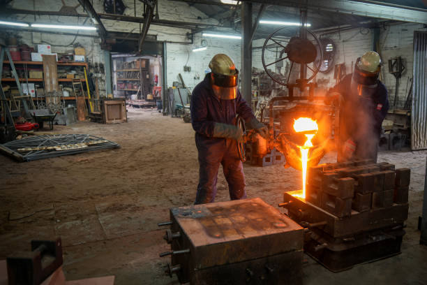 GBR: Foundries Feel The Heat From High Energy Prices