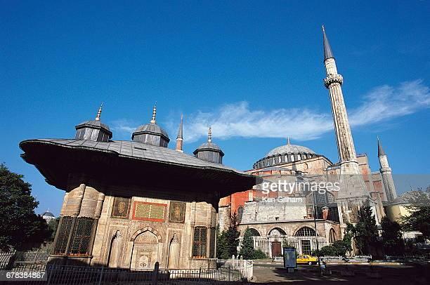 Fountain Ahmet Iii, Sultanahmet, Istanbul, Turkey