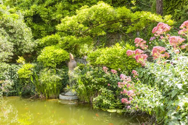 fountain at Giardino delle Rose (The Rose Garden), Florence