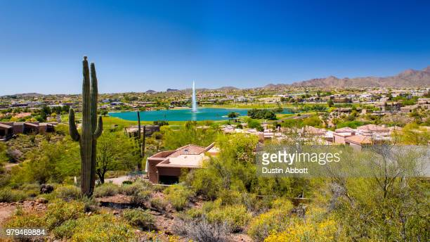 fountain hills, arizona - dustin abbott stock pictures, royalty-free photos & images