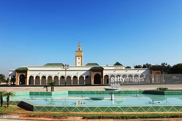 Fontaine devant Royal Mosquée, Rabat, Maroc