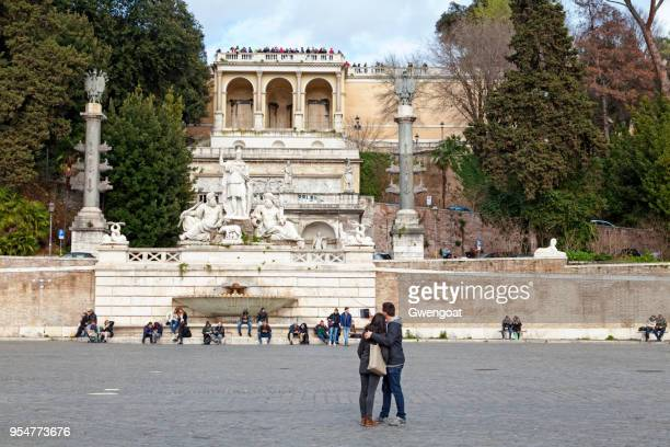 fountain of the goddess of rome - gwengoat stock pictures, royalty-free photos & images
