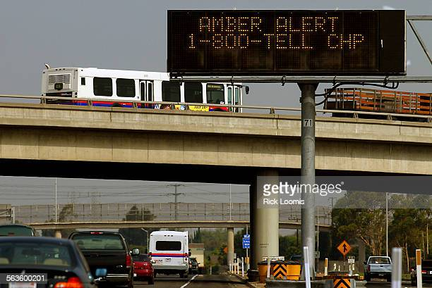 Fountain Valley–– A kidnapping case triggered the first use of the state's new Amber alert system which is activated when children are abducted The...