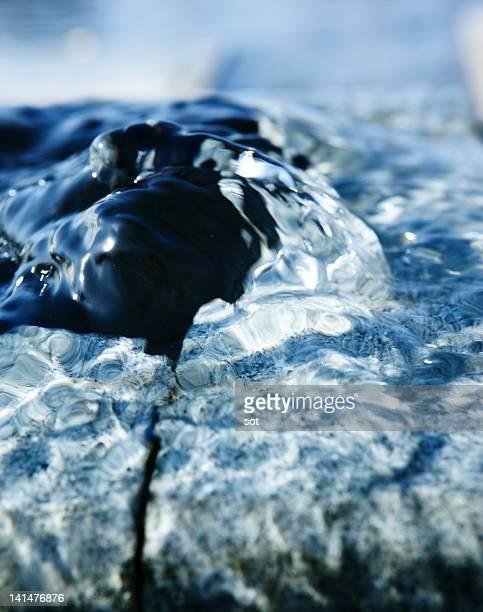 fountain,close up - 噴水 ストックフォトと画像