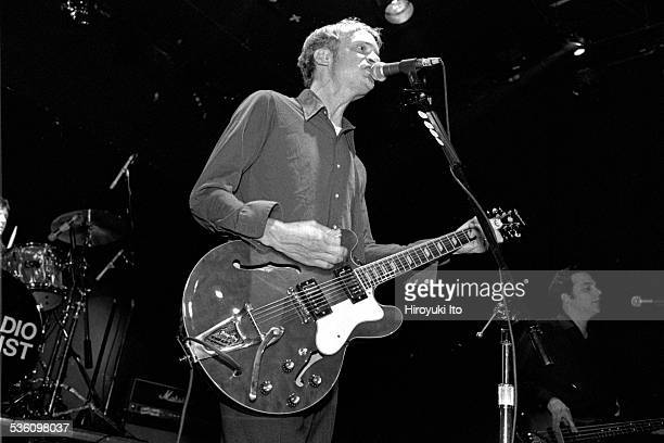 Fountains of Wayne performing at Bowery Ballroom on May 25 1999This imageFrom left Brian Young Chris Collingwood and Adam Schlesinger