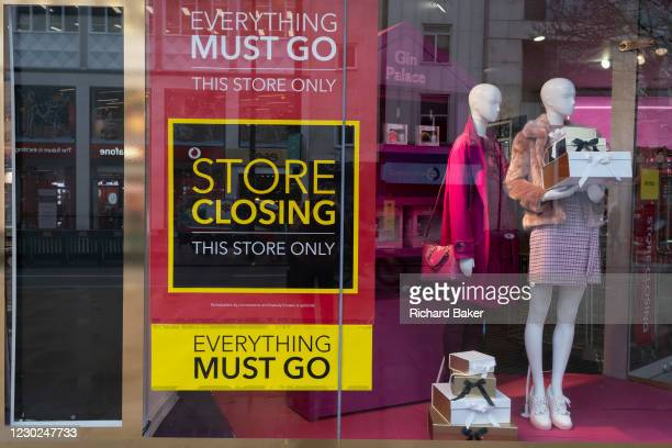 Four days before Christmas, retailers like Debenhams remain closed after the government's last-minute u-turn on the easing of Coronavirus pandemic...