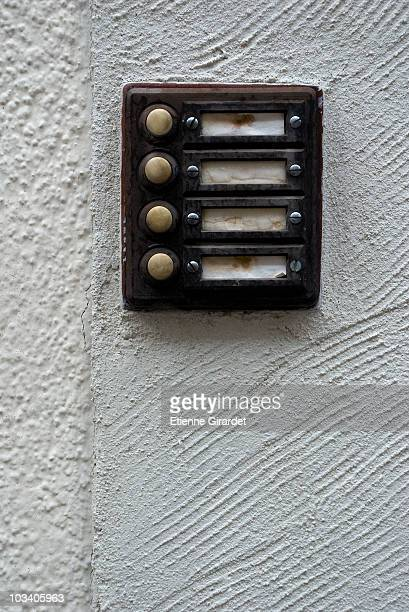 Four doorbells