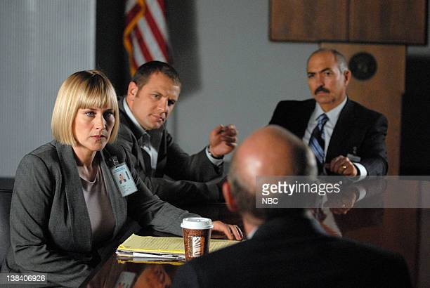 MEDIUM Four Dreams Episode 2 Pictured Patricia Arquette as Allison Dubois David Cubitt as Det Lee Scanlon Matt Malloy as Alan Gardener Miguel...