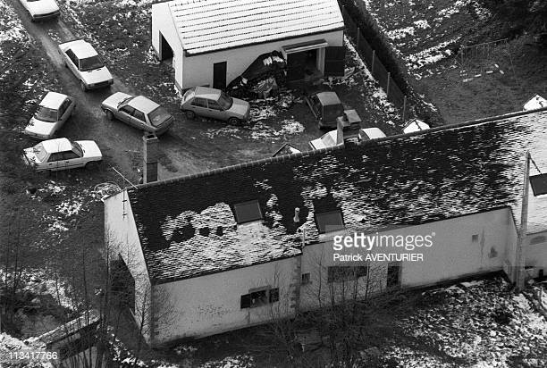 Four members of Action Directe arrested in a farm in VitryauxLoges France On February 22th 1987