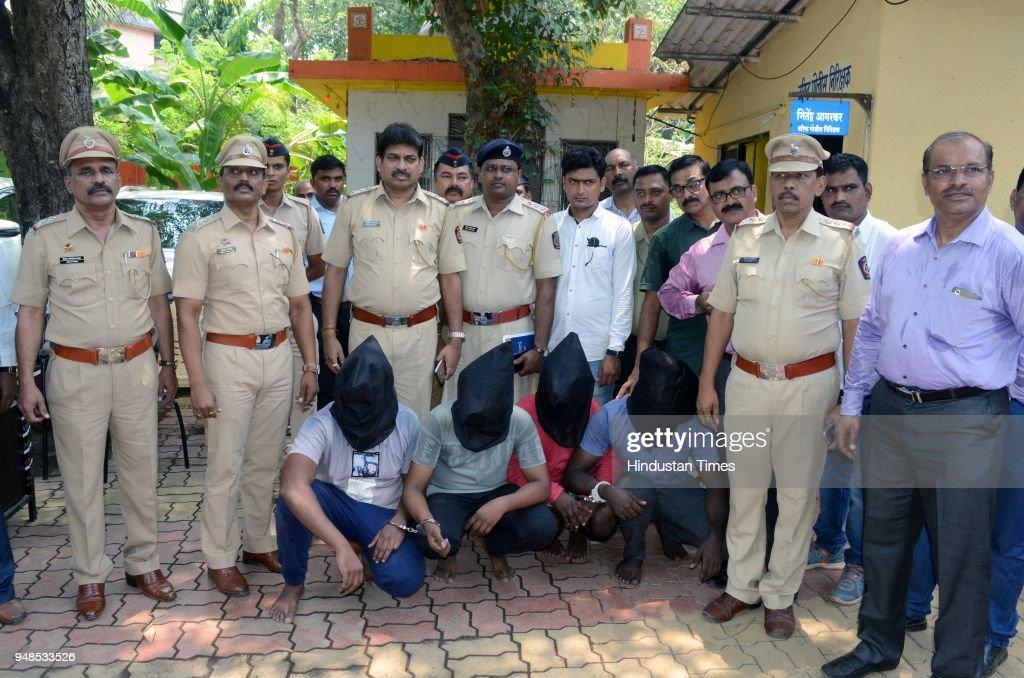 209kg Of Drugs Seized Near Mumbai, Four Arrested