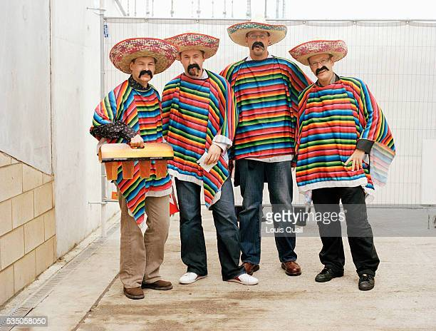 Four Mexicans of the Barmy Army When the Ashes took place in 2005 two surprising things happened England won for the first time in 18 years and the...
